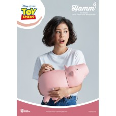 Beast Kingdom Toy Story Large Vinyl Piggy Bank: HAMM - The Piggy Bank Series Resin Statue Toy