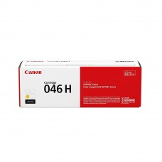Canon Cartridge 046H Yellow High Cap 5k