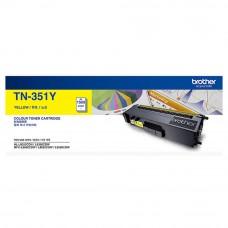 Brother TN-351 Yellow Toner