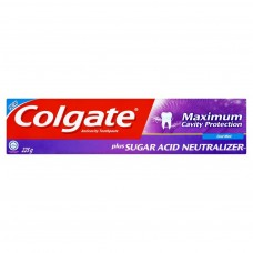 Colgate Maximum Cavity Protection Plus Sugar Acid Neutralizer Cool Mint 225g