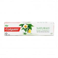 Colgate Naturals Gum Comfort (Tea Tree Oil & Aloe Vera) Toothpaste 120g