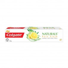 Colgate Naturals Pure Fresh (Lemon and Aloe Vera) Toothpaste 120g