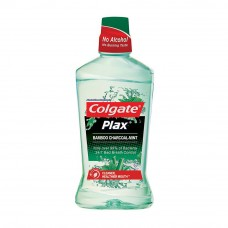 Colgate Plax Bamboo Charcoal Mint Mouthwash 750ml