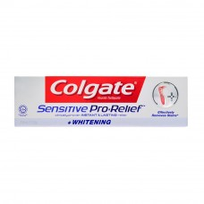 Colgate Sensitive Pro Relief Whitening Toothpaste 110g