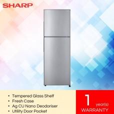 Sharp SJ285MSS Sharp Smile Refrigerator (280L)