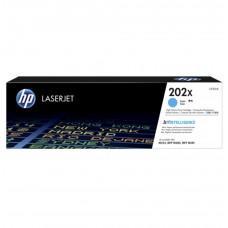 HP 202X Cyan LaserJet Toner Cartridge
