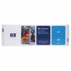 HP DesignJet CP 410-ml Cyan UV Ink System (C1893A)