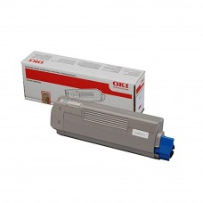Oki Pro 6410 White Toner With Drum #46298014