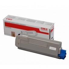 OKI C612 Black Toner 8K APSTNRFG - 46507512