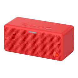 Tmall Genie 2 AI Smart Wireless WiFi Bluetooth Home Smart Tian Mao Jing Ling Speaker - Red