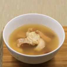 Fish Maw Sea Coconut Scallop Pork Soup