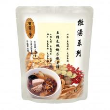 Wuzhimaotao Radix Fici Coconut Chicken Soup